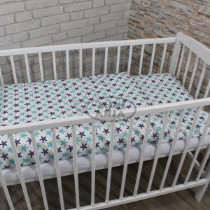 Zestaw z łóżeczkiem 7-elementowy