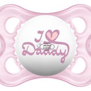 MAM BABY smoczki dla niemowląt MAM Love&Affection 2-6 miesięcy