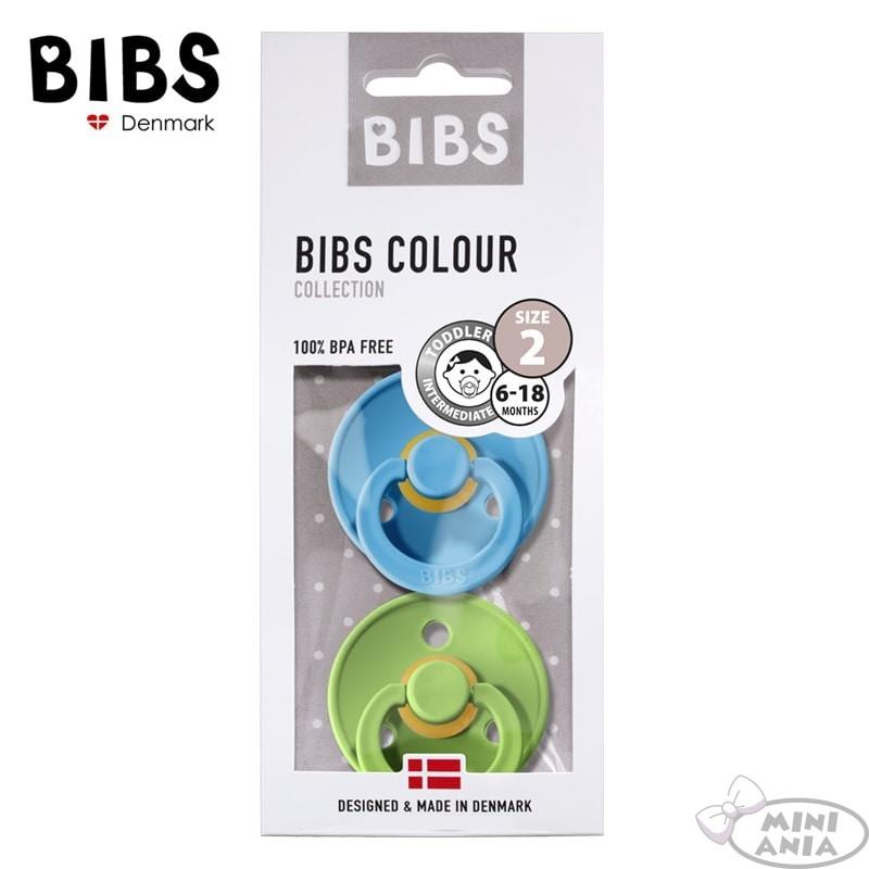 bibs-2-pack-m-clear-water-pear-smoczek-uspokajajacy-kauczuk-hevea